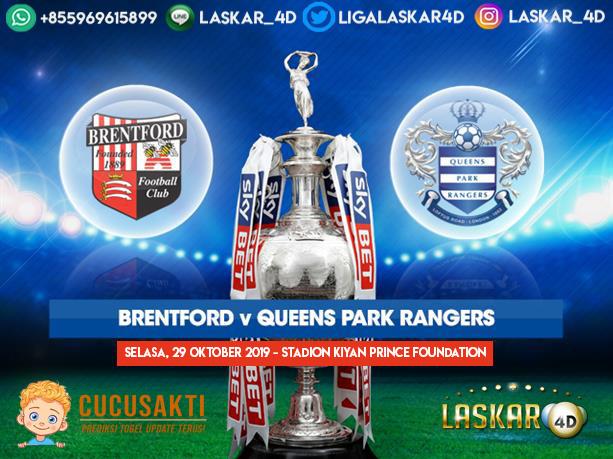 Prediksi Prediksi Bola Queens Park Rangers Vs Brentford 29 Oktober 2019