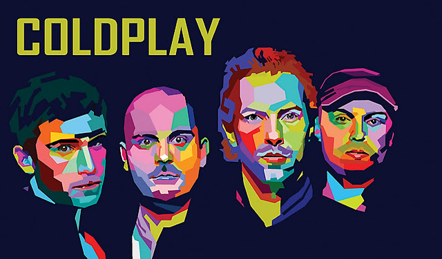 Lirik Lagu Coldplay - Hymn For The Weekend