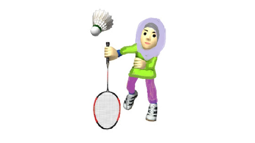 My hobby essay playing badminton