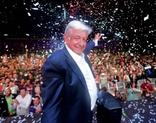 فاز مرشح اليسار في الانتخابات الرئاسية في المكسيك
