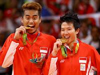 Bermain Luar Biasa Di Hari KEMERDEKAANTontowi Ahmad & Liliyana Natsir, Tontowi/Liliyana BERI KADO EMAS Untuk Indonesia Di Olimpiade Rio