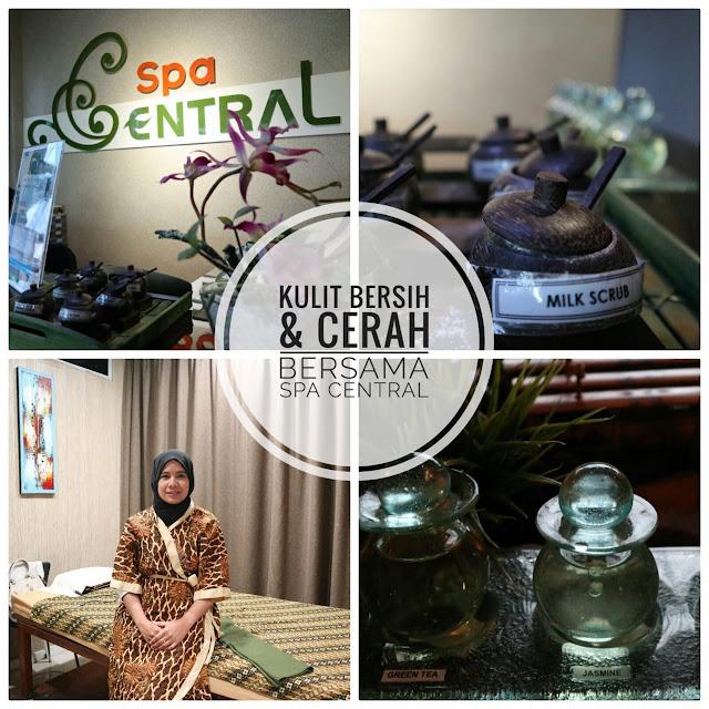 Spa Central Sukajadi Batam