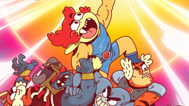 donnarita - srmarido - thundercats - cartoon network