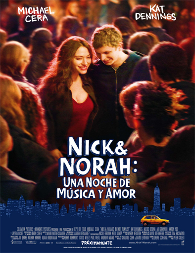 Ver Nick y Norah – Una noche de música y amor (2008) Online