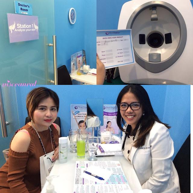 skinstation free derma consultation, dr catherine logro,