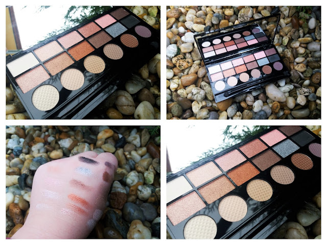Makeup Revolution London Girl Panic Eye Palette
