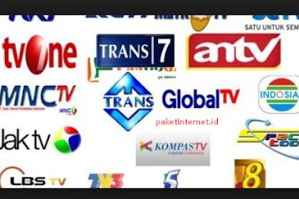 √  Data Lengkap Frekuensi seluruh saluran Televisi Indonesia