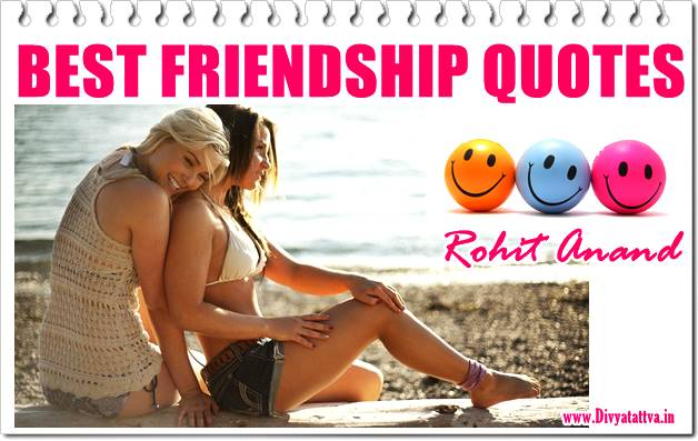Best Friendship Quotes True Friends Sayings Real Friend Quotations