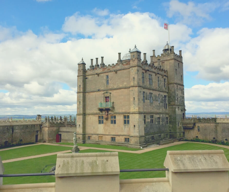 Day Trips To Take In The UK During Easter Holidays | English Heritage has some lovely properties, including Bolsover Castle.