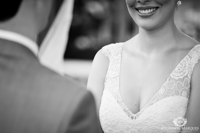 casamento real, destination wedding, mini wedding, cerimônia na praia, casamento ao ar livre, anderson marques, sorriso da noiva