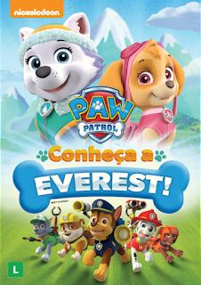 Patrulha Canina: Conheça a Everest – Dublado (2016)