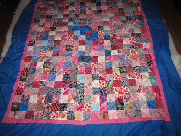 A Quilt for Life – Fundraising for a Great Cause