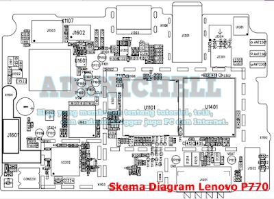 Skema Diagram Lenovo P770