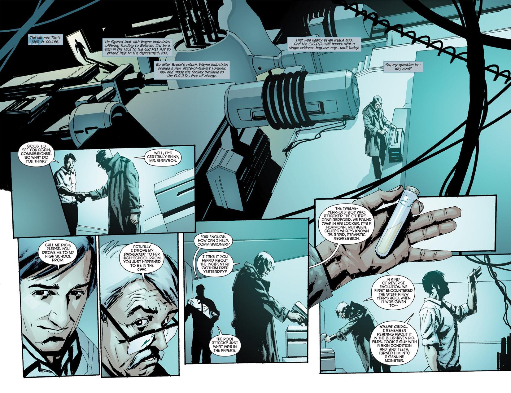 Detective Comics (1937) 871 Page 6