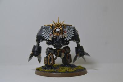 Fleshtearers Chaplain Dreadnought