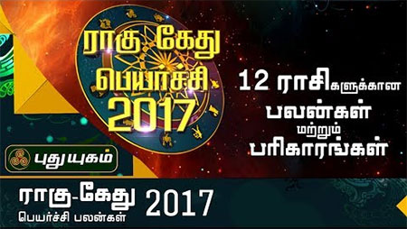 Rahu Kethu Transit Predictions 2017