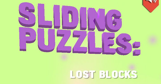 Sliding Puzzles: Lost Blocks (Android App)