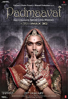 Padmaavat (2018) : Audio Hindi : BluRay-RIP 720p 480p : Watch Online / Download Here