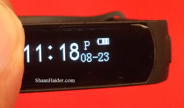 Nuband Evolve Multi-Sport Fitness Tracker : Hands-on Review and Features