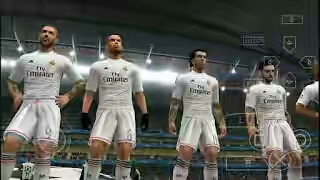 pes 2015 iso lineup