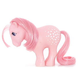 My Little Pony Cotton Candy Year One Collector Ponies G1 Pony