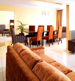 Sheraton Abuja Hotel Ambassadorial Suites
