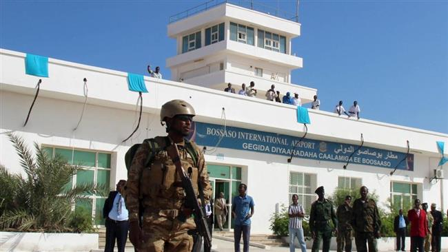 Police chief at airport in Somalia's Puntland shot dead