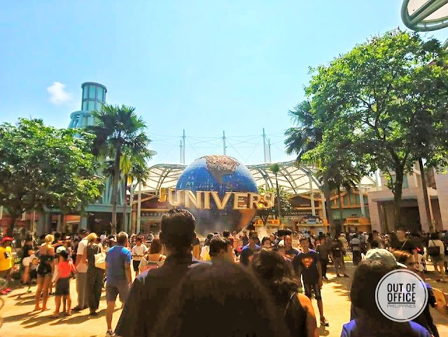 Singapore Episode 3:  Universal Studios and Sentosa.. A Happy Place and What We Should Do