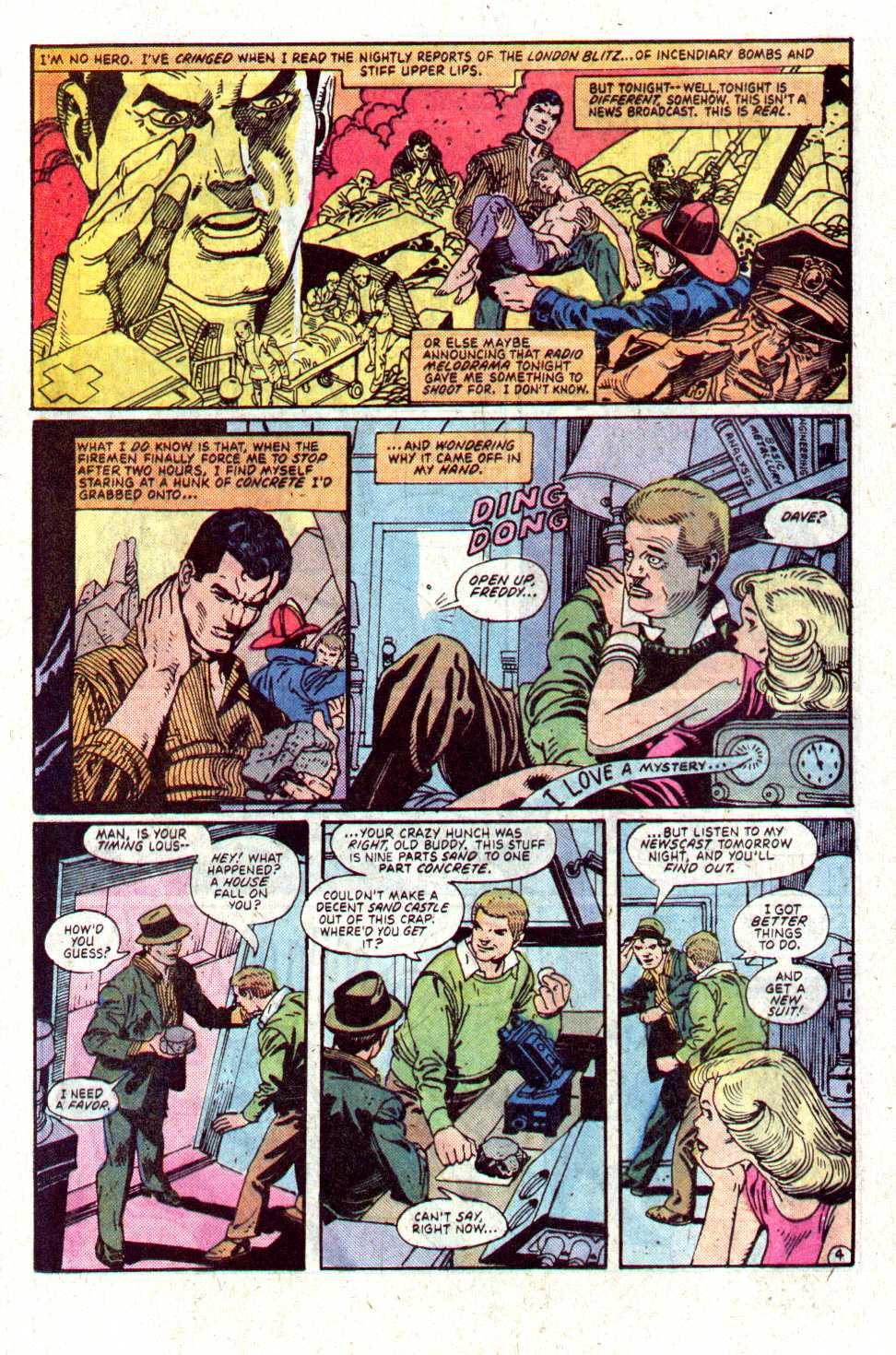 Read online Secret Origins (1986) comic -  Issue #28 - 26