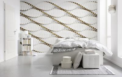 Mural efecto Twist Komar 8-205