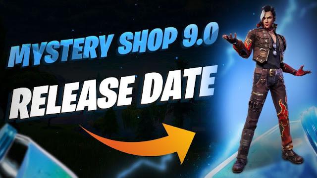 Free Fire: Mystery Shop 9.0 beklenen çıkış tarihi!