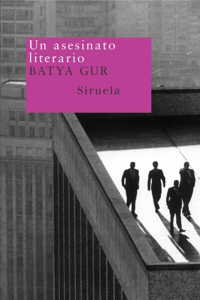 Un Asesinato Literario – Batya Gur [AudioLibro] [Voz Humana]