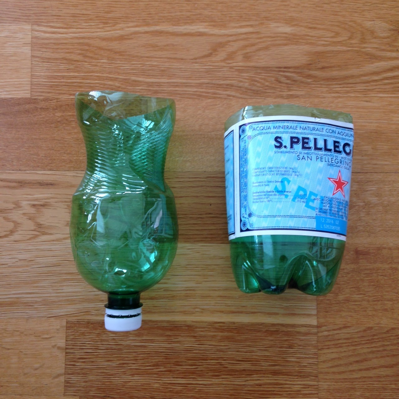 Soda Bottle Self-Watering Planter | Plant. Eat. Repeat.