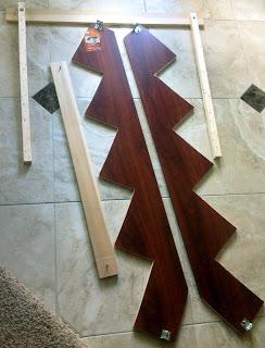 Thinking Wood Project 1 Diy Navaratri Golu Padi Steps
