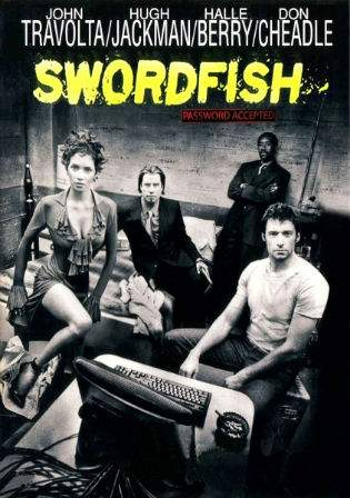 Swordfish 2001 BluRay 700Mb Hindi Dual Audio 720p Watch Online Full Movie Download bolly4u