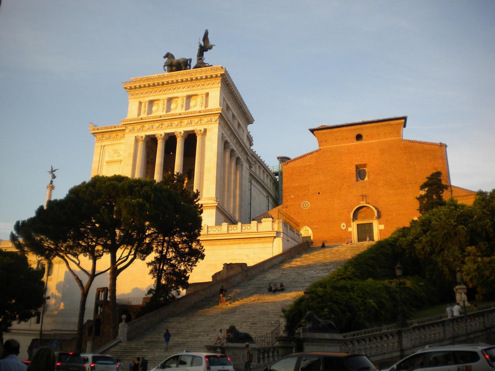 Castel Santangelo Mausoleo