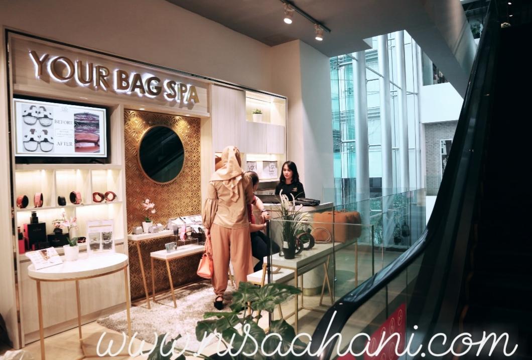 3a332b244 nisaahani: Cuci Sepatu di Your Bag Spa, Mall Grand Indonesia, Jakarta