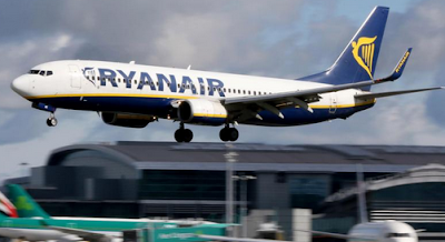 Ryanair Pilot Faints Mid-Air As Plane Is Diverted During Thunderstorm