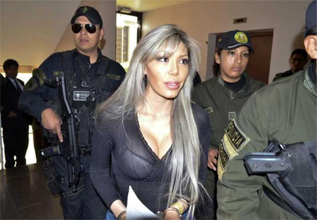 Mañana inicia el juicio oral contra Gabriela Zapata y otros implicados