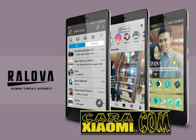 New Theme J.L.S Ralova Mtz For Xiaomi MIUI