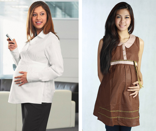 13+ Contoh Gambar Model Baju Ibu Hamil Paling Populer