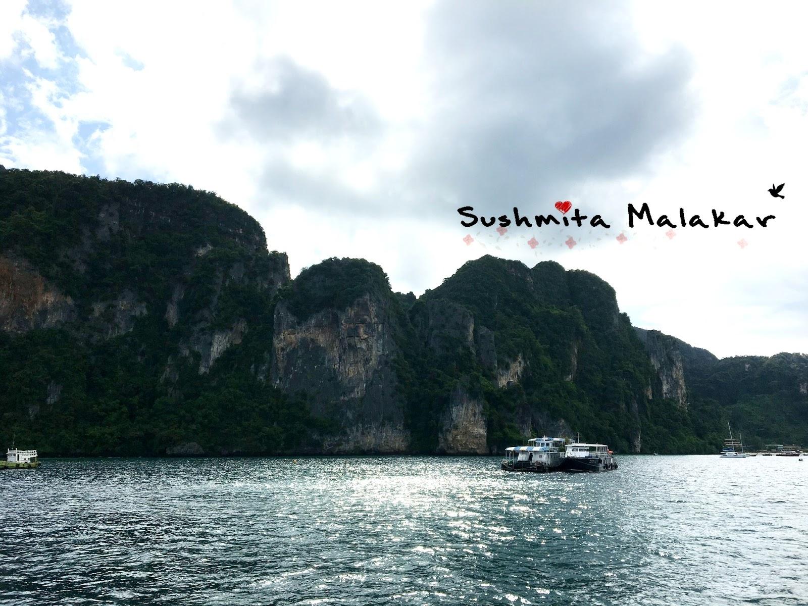My Li'l Travel Book | Phi Phi Islands
