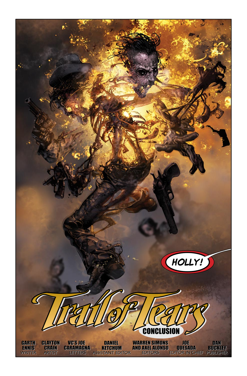 Read online Ghost Rider: Trail of Tears comic -  Issue #6 - 3