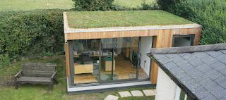 Télikert és beépített terasz játszószoba