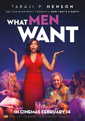 Win a double pass to see WHAT MEN WANT