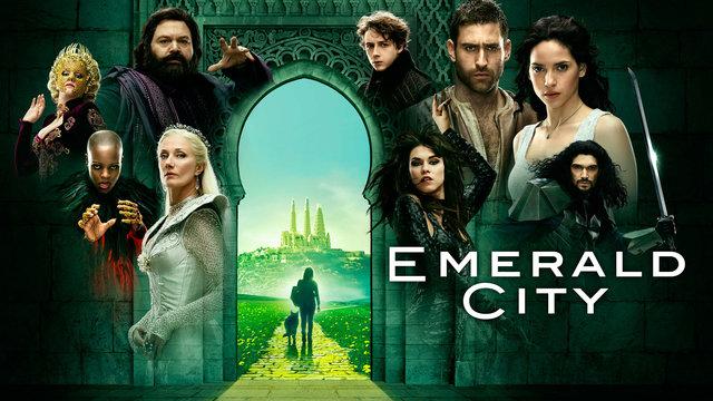 Controle Remoto: Emerald City