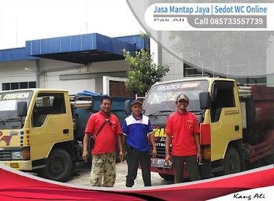 Jasa Sedot WC area Tanggulangin Sidoarjo Murah Pak ALI