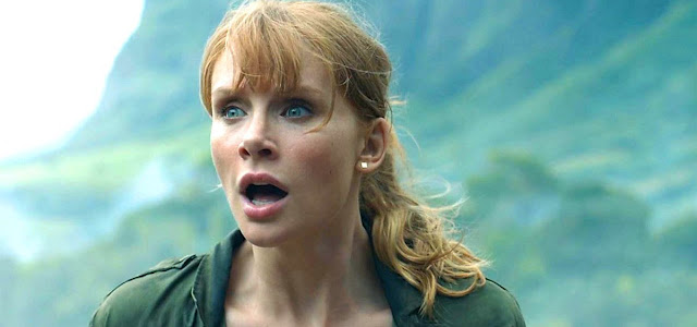 Bryce Dallas Howard revela visual de Claire para Jurassic World 3