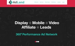 √ Adland Media Review | Display, Video, Mobile Ad Network and Payment Proof - Ad Network