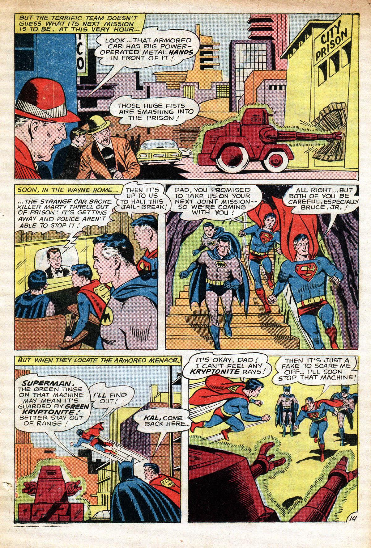 Read online World's Finest Comics comic -  Issue #157 - 19